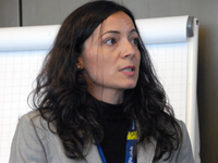 Georgetta Vidican (Masdar Institute of Science and Technology)