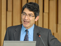 Keynote-Speaker Jonathan Haskel (Imperial College and Dartmouth College)